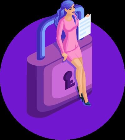 Como funciona a SimInteligência - Anti-login simultâneo, SSL, AWS, possibilidade de restrição por localidade, IP ou até horários.